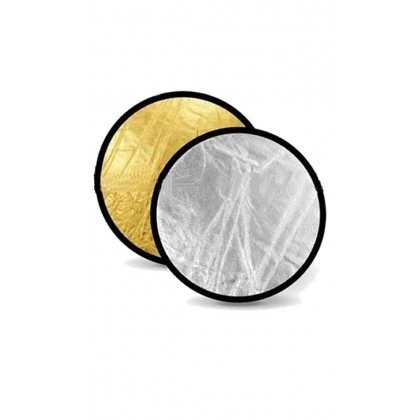 2 in 1 Collapsible Reflector 60cm
