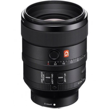 (Merdeka Sale 26-30 Aug) Sony 100mm f/2.8 FE STF GM OSS Lens Free Large Video Tripod worth RM299