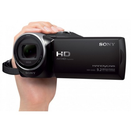 Sony Handycam HDR-CX405 Video Camcorder + 16GB Micro SD