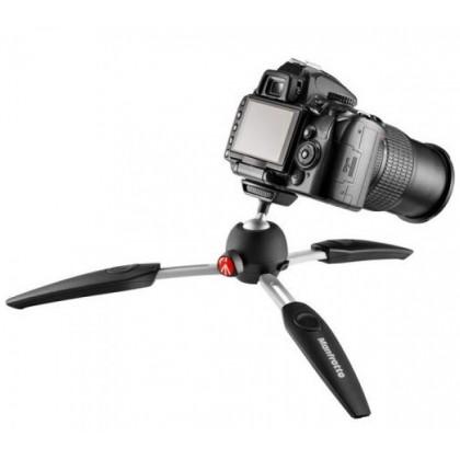 Manfrotto PIXI EVO Mini Tripod 2 Section for DSLR Camera MTPIXIEVO