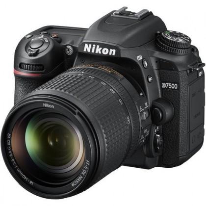 Nikon D7500 18-140mm Lens + 16GB+Bag (Import)
