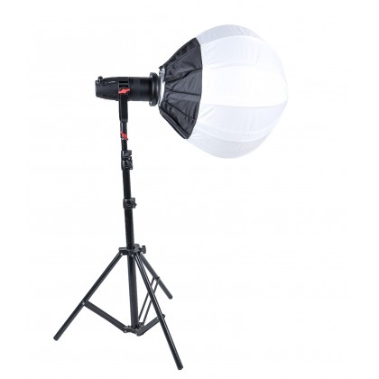 CAME-TV Collapsible Lantern Softbox with Bowens Speed Ring for Boltzen Video Light