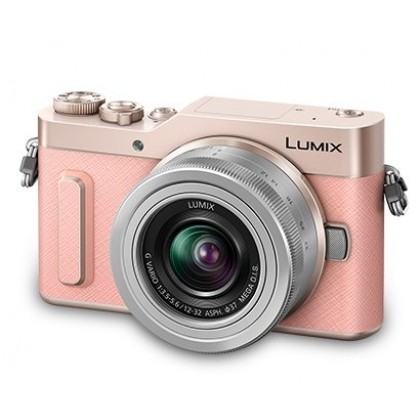 (Mid Year Sale) Panasonic Lumix GF10 12-32mm + 16GB+Leather Case Free Battery (1+1 yr wrty)