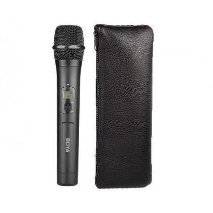 BOYA BY-WHM8 PRO Wireless Handheld Transmitter Cardioid Microphone