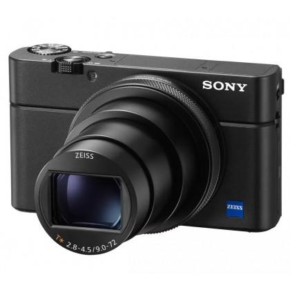 Sony DSC-RX100 MK Mark 6 VI + 64GB+ Leather Case + Extra Ori Batery (MSIA)