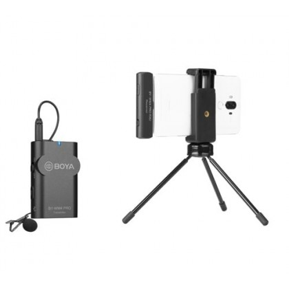 Boya BY-WM4 PRO K5 Wireless Microphone For Smartphone Mobile Hand Phone Android Type-C devices
