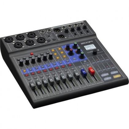 Zoom LiveTrak L-8 Portable 8-Channel Digital Mixer and Multitrack Recorder L8