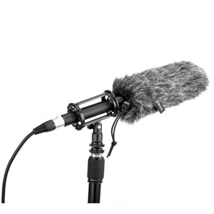Boya BY-BM6060 Supercardioid Shotgun Microphone