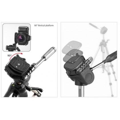Large Tripod For DSLR Digital Camera Video Camcorder T3770